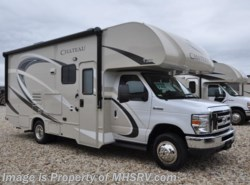New 2017  Thor Motor Coach Chateau 24F RV for Sale at MHSRV W/15K A/C, 3 Cam, Slide by Thor Motor Coach from Motor Home Specialist in Alvarado, TX