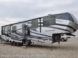 New 2017  Heartland RV Road Warrior RW429 W/Res Fridge, 3 A/Cs, Arctic, 4 TVs by Heartland RV from Motor Home Specialist in Alvarado, TX