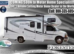 New 2018  Forest River Forester LE 2251SC RV for Sale at MHSRV.com W/15K BTU A/C by Forest River from Motor Home Specialist in Alvarado, TX