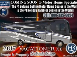 New 2017  Holiday Rambler Vacationer XE 36F Two Full Baths, Bunk Model, Satellite by Holiday Rambler from Motor Home Specialist in Alvarado, TX