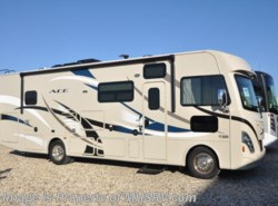 Used 2017  Thor Motor Coach A.C.E. 30.3 W/Ext Kitchen & 2 Slides by Thor Motor Coach from Motor Home Specialist in Alvarado, TX