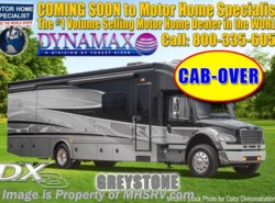 New 2018  Dynamax Corp DX3 36FK Cab Over, Theater Seats, W/D, Electric Pkg by Dynamax Corp from Motor Home Specialist in Alvarado, TX