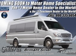 New 2018  Coachmen Galleria 24T Sprinter Diesel RV for Sale @ MHSRV.com by Coachmen from Motor Home Specialist in Alvarado, TX