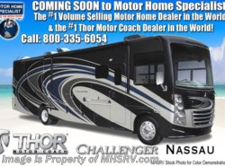 New 2018  Thor Motor Coach Challenger 37YT Coach for Sale at MHSRV.com With King by Thor Motor Coach from Motor Home Specialist in Alvarado, TX