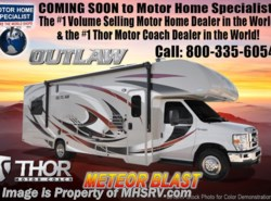 New 2018  Thor Motor Coach Outlaw 29H Class C Toy Hauler RV for Sale at MHSRV by Thor Motor Coach from Motor Home Specialist in Alvarado, TX