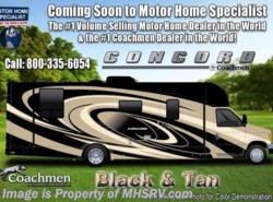 New 2018  Coachmen Concord 300TS RV for Sale at MHSRV W/Jacks, Rims & Sat by Coachmen from Motor Home Specialist in Alvarado, TX
