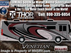 New 2018 Thor Motor Coach Venetian A40 Luxury Bath & 1/2 RV for Sale W/King Bed available in Alvarado, Texas
