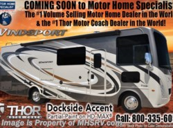 New 2018  Thor Motor Coach Windsport 31Z RV for Sale @ MHSRV.com W/Dual A/C & 5.5 Gen by Thor Motor Coach from Motor Home Specialist in Alvarado, TX