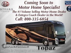 New 2018  Entegra Coach Cornerstone 45B Bath & 1/2 Luxury Coach for Sale at MHSRV.com by Entegra Coach from Motor Home Specialist in Alvarado, TX