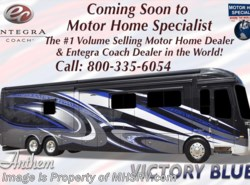 New 2018  Entegra Coach Anthem 42RBQ Bath & 1/2 Luxury RV for Sale W/Platinum by Entegra Coach from Motor Home Specialist in Alvarado, TX