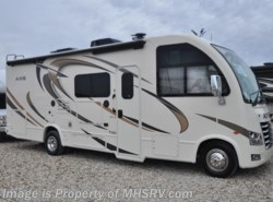 New 2018  Thor Motor Coach Axis 25.4 RUV for Sale at MHSRV.com W/OH Loft, IFS, 15K by Thor Motor Coach from Motor Home Specialist in Alvarado, TX