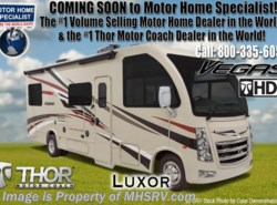 New 2018  Thor Motor Coach Vegas 24.1 RUV for Sale at MHSRV W/2 Beds, IFS, 15K A/C by Thor Motor Coach from Motor Home Specialist in Alvarado, TX