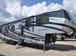 New 2018  Heartland RV Road Warrior RW429 W/Res Fridge, 3 A/Cs, Arctic, 4 TVs by Heartland RV from Motor Home Specialist in Alvarado, TX