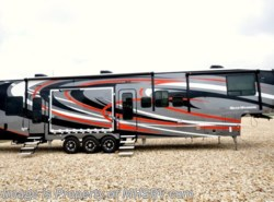 New 2018  Heartland RV Road Warrior RW427 W/Full Paint, Dual Pane, Arctic, 5 TV, 3 A/C by Heartland RV from Motor Home Specialist in Alvarado, TX