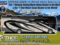 New 2019  Thor Motor Coach Miramar 35.2 RV for Sale W/Dual Pane, King Bed by Thor Motor Coach from Motor Home Specialist in Alvarado, TX
