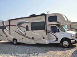 New 2018  Thor Motor Coach Chateau 31E Bunk House RV for Sale at MHSRV W/15K A/C by Thor Motor Coach from Motor Home Specialist in Alvarado, TX
