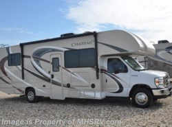 New 2018  Thor Motor Coach Chateau 28Z RV for Sale @ MHSRV W/Stabilizing & Ext TV by Thor Motor Coach from Motor Home Specialist in Alvarado, TX