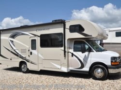 New 2018  Thor Motor Coach Chateau 26B RV for Sale at MHSRV W/Chevy Chassis, 15K A/C by Thor Motor Coach from Motor Home Specialist in Alvarado, TX