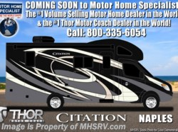 New 2018  Thor Motor Coach Chateau Citation Sprinter 24SS RV for Sale at MHSRV W/Summit Pkg & Dsl Gen by Thor Motor Coach from Motor Home Specialist in Alvarado, TX
