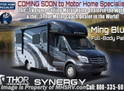 New 2018  Thor Motor Coach Synergy TT24 Sprinter RV for Sale W/Dsl. Gen & Summit Pkg by Thor Motor Coach from Motor Home Specialist in Alvarado, TX