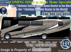New 2018  Holiday Rambler Vacationer 36H Bunk House, Bath & 1/2 W/LX Pkg, Sat, W/D by Holiday Rambler from Motor Home Specialist in Alvarado, TX