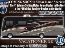 New 2018  Holiday Rambler Vacationer XE 36F Bunk Model, 2 Full Baths W/ Sat, W/D, King by Holiday Rambler from Motor Home Specialist in Alvarado, TX