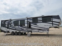 New 2018  Heartland RV Road Warrior RW425 Bath & 1/2 Bunk Model W/ 3 A/C, King by Heartland RV from Motor Home Specialist in Alvarado, TX