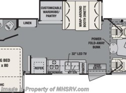 New 2018  Forest River FR3 25DS Crossover RV for Sale at MHSRV W/ King Bed by Forest River from Motor Home Specialist in Alvarado, TX