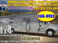 New 2018  Dynamax Corp Dynaquest XL 37BH 450HP, 4x4, Cab Over, Bunk Model,Solar by Dynamax Corp from Motor Home Specialist in Alvarado, TX