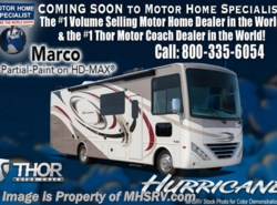 New 2018  Thor Motor Coach Hurricane 29M RV for Sale @ MHSRV W/2 A/Cs, 5.5KW Gen, King by Thor Motor Coach from Motor Home Specialist in Alvarado, TX