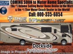 New 2018  Thor Motor Coach Windsport 29M RV for Sale @ MHSRV W/Dual A/Cs, 5.5 Gen, King by Thor Motor Coach from Motor Home Specialist in Alvarado, TX