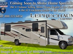 New 2018  Coachmen Leprechaun 311FS RV for Sale W/ 15K BTU A/C,Res Fridge, W/D by Coachmen from Motor Home Specialist in Alvarado, TX