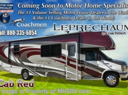 New 2018  Coachmen Leprechaun 240FS RV for Sale at MHSRV W/Jacks, Rims, Sat by Coachmen from Motor Home Specialist in Alvarado, TX