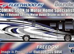 New 2018  Fleetwood Bounder 35K Bath & 1/2 for Sale LX Pkg, King & OH Loft by Fleetwood from Motor Home Specialist in Alvarado, TX