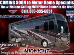 New 2018  Fleetwood Discovery LXE 40E Bath & 1/2 RV for Sale @ MHSRV W/ Sat, King by Fleetwood from Motor Home Specialist in Alvarado, TX