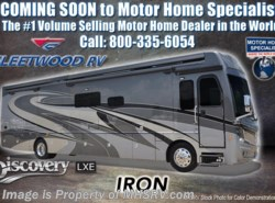 New 2018  Fleetwood Discovery LXE 40E Bath & 1/2 RV for Sale @ MHSRV W/ King, Sat by Fleetwood from Motor Home Specialist in Alvarado, TX