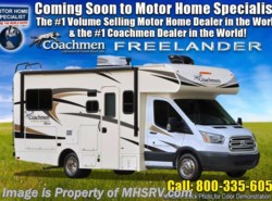 New 2018  Coachmen Freelander  Micro Mini 20CB RV for Sale @ MHSRV W/ 15K BTU A/C by Coachmen from Motor Home Specialist in Alvarado, TX
