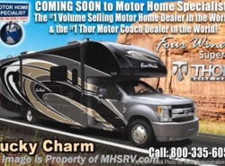 New 2018  Thor Motor Coach Four Winds Super C 35SF Bath & 1/2 Super C W/Entertainment Center by Thor Motor Coach from Motor Home Specialist in Alvarado, TX