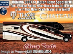 "New 2018  Thor Motor Coach Chateau Super C 35SD RV for Sale @ MHSRV W/ 50"" TV, 330HP by Thor Motor Coach from Motor Home Specialist in Alvarado, TX"