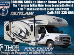 New 2018  Thor Motor Coach Outlaw 29H Toy Hauler Class C Coach for Sale at MHSRV.com by Thor Motor Coach from Motor Home Specialist in Alvarado, TX