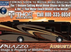 New 2018  Thor Motor Coach Palazzo 36.3 Bath & 1/2 Diesel Pusher W/Theater Seats by Thor Motor Coach from Motor Home Specialist in Alvarado, TX