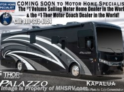 New 2019 Thor Motor Coach Palazzo 36.3 Bath & 1/2 Diesel Pusher Theater Seats & W/D available in Alvarado, Texas