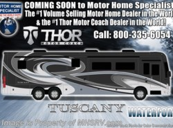 New 2018  Thor Motor Coach Tuscany 42GX Bath & 1/2 RV for Sale at MHSRV W/Aqua Hot by Thor Motor Coach from Motor Home Specialist in Alvarado, TX