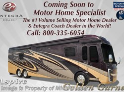 New 2018  Entegra Coach Aspire 44W Bath & 1/2 Luxury RV @ MHSRV W/Theater Seats by Entegra Coach from Motor Home Specialist in Alvarado, TX