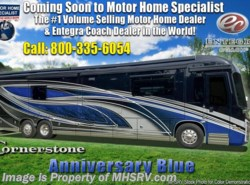 New 2018  Entegra Coach Cornerstone 45B Bath & 1/2 W/Special Ed. Paint & Theater Seats by Entegra Coach from Motor Home Specialist in Alvarado, TX