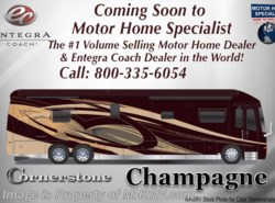 New 2018  Entegra Coach Cornerstone 45X Luxury RV for Sale @ MHSRV W/Theater Seats by Entegra Coach from Motor Home Specialist in Alvarado, TX