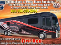 New 2018  Entegra Coach Cornerstone 45A Bath & 1/2 Luxury RV for Sale W/Theater Seat by Entegra Coach from Motor Home Specialist in Alvarado, TX