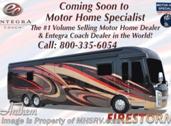 2018 Entegra Coach Anthem 44A Bath & 1/2 Luxury RV for Sale W/ Theater Seats