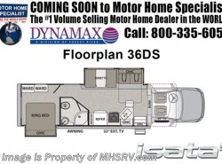 New 2018  Dynamax Corp Isata 5 Series 36DS Super C RV for Sale W/8KW Dsl. Gen & King by Dynamax Corp from Motor Home Specialist in Alvarado, TX