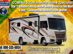 New 2018  Forest River Georgetown 3 Series GT3 30X3 for Sale W/5.5 Gen, 2 A/C & Ext. Kitchen by Forest River from Motor Home Specialist in Alvarado, TX
